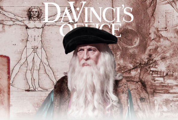 Da Vinci's Office