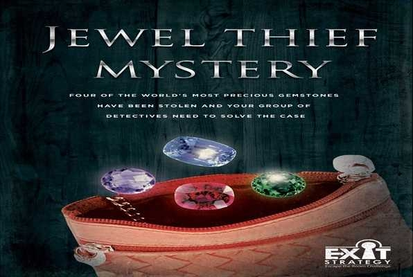 Jewel Thief Mystery