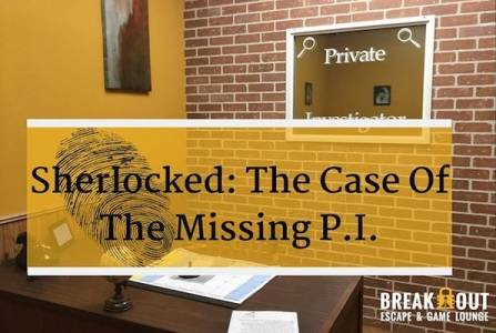 Sherlocked: The Case of The Missing P.I.