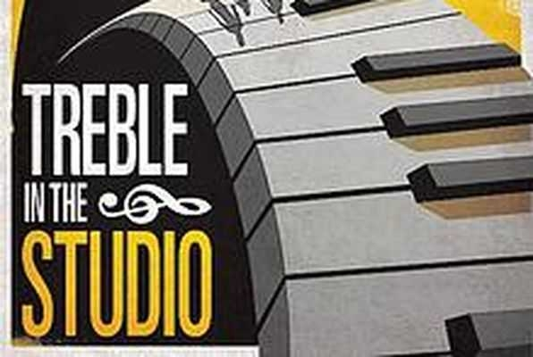 Treble in the studio
