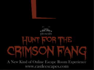 Hunt for the Crimson Fang