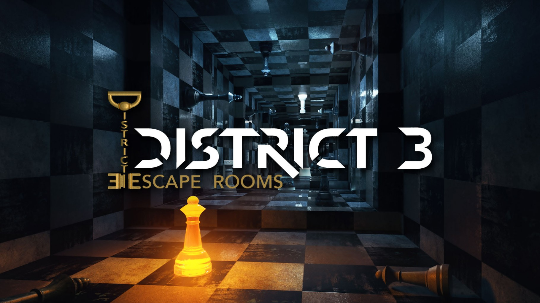 District 3 Giveaway